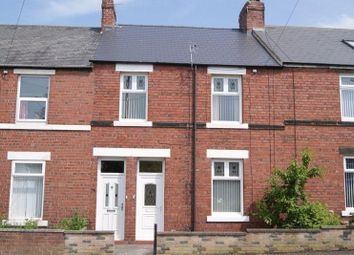 Thumbnail 3 bed flat for sale in Burradon Road, Burradon, Cramlington