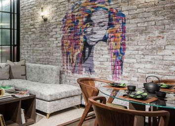 Thumbnail 3 bedroom flat for sale in Hewett Street, Shoreditch, London