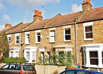Thumbnail 2 bed terraced house to rent in Goodrich Road, London