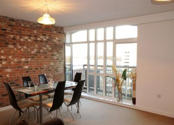 Thumbnail 2 bed flat to rent in Trinity Wharf, Hull, East Yorkshire