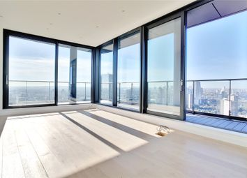 Thumbnail 1 bed flat to rent in Stratford Central, Stratford City, London