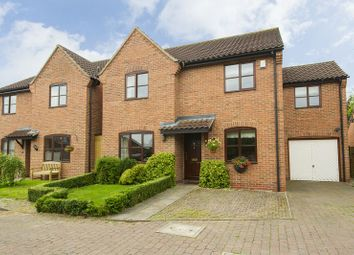 Thumbnail 4 bed detached house for sale in Straws Croft, East Bridgford, Nottingham
