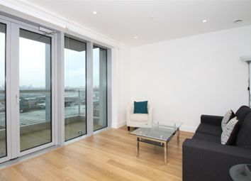 Thumbnail 1 bed flat to rent in Vermilion, 30 Barking Road, London