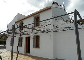 Thumbnail 5 bed finca for sale in Spain, Málaga, Álora