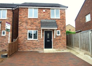 Thumbnail 3 bedroom detached house for sale in Plot 3 Adj, Rosewood Drive, Kirkby-In-Ashfield
