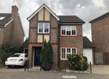 Thumbnail 3 bedroom detached house to rent in Didcot, Ladygrove