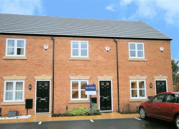 Thumbnail 2 bed town house to rent in Croft Close, Two Gates, Tamworth