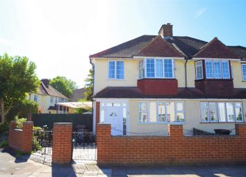 Thumbnail 3 bed end terrace house for sale in Wellington Road, Bromley