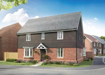 "Thumbnail 4 bed detached house for sale in ""Layton"" at Barnhorn Road, Bexhill-On-Sea"