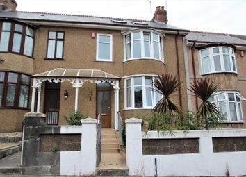 Thumbnail Terraced house for sale in Dale Gardens, Mutley, Plymouth