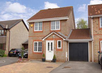Long Croft, Brimsham Park, Yate, Bristol BS37. 3 bed link-detached house for sale