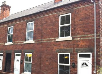 Thumbnail 2 bed terraced house to rent in Stoney Cross, Spondon, Derby