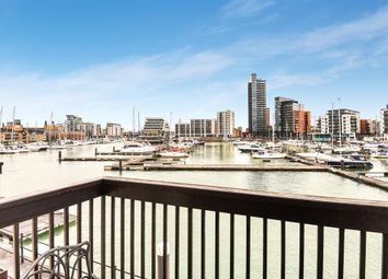 Thumbnail 4 bed town house for sale in Calshot Court, Channel Way, Ocean Village, Southampton, Hampshire