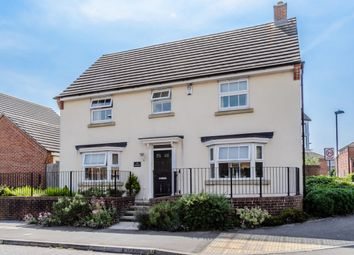 Thumbnail 4 bed detached house for sale in The Willows, Devizes, Wiltshire