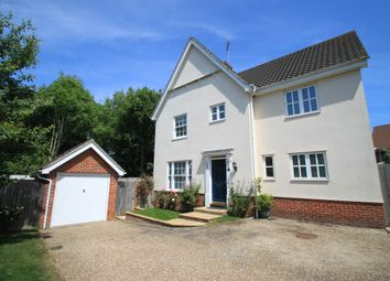 Thumbnail 4 bedroom detached house to rent in Daisy Avenue, Bury St. Edmunds