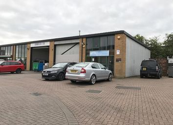 Thumbnail Light industrial for sale in Unit 4 Bentley Court, Wellingborough, Northamptonshire
