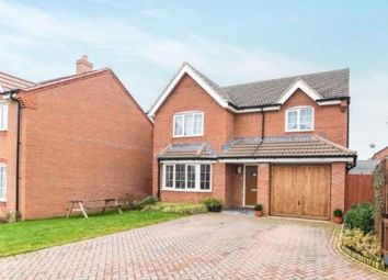 Thumbnail 4 bed detached house for sale in Crump Way, Evesham, Worcestershire