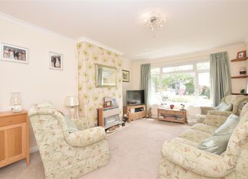 Thumbnail 2 bed semi-detached bungalow for sale in Manor Gardens, Southbourne, Emsworth, Hampshire