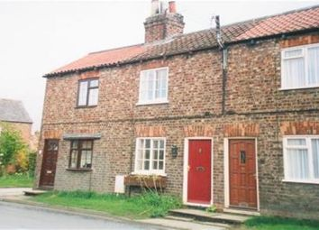 Thumbnail 2 bed cottage to rent in Main Street, Wheldrake, York