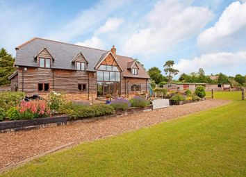 Thumbnail 5 bedroom detached house for sale in Brimpton Common, Reading