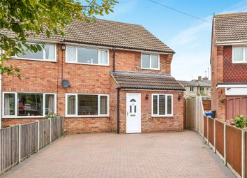 Thumbnail 3 bed end terrace house for sale in Orchard Close, Norwich