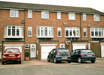 Thumbnail 3 bed terraced house to rent in Croft Road, Aylesbury