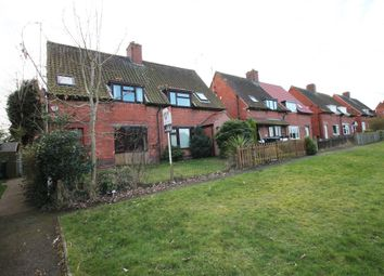 Thumbnail 3 bed semi-detached house for sale in North Green, Calverton, Nottingham