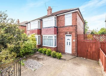 Thumbnail 3 bed semi-detached house for sale in Ardeen Road, Intake, Doncaster