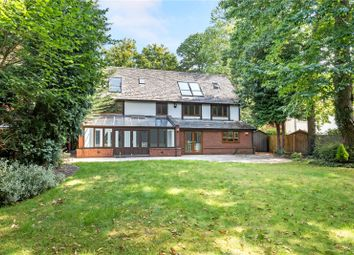 Thumbnail 6 bedroom detached house for sale in Forest Road, Woking, Surrey
