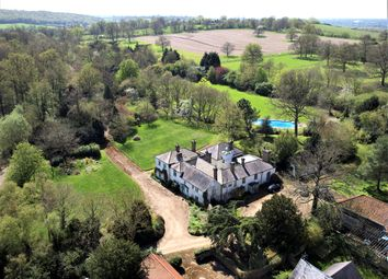 Thumbnail 10 bed country house for sale in St Leonards Lane, Nazeing