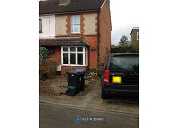 Thumbnail 3 bed terraced house to rent in Walnut Tree Lane, West Byfleet