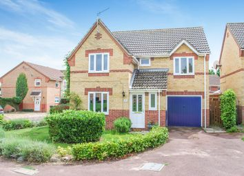 Thumbnail 4 bed detached house for sale in Bluebell Close, Thetford