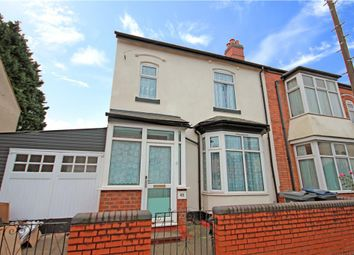 Thumbnail 4 bed end terrace house for sale in Willmore Road, Handsworth