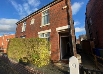 Thumbnail 3 bed semi-detached house to rent in Leach Street, Prestwich, Manchester