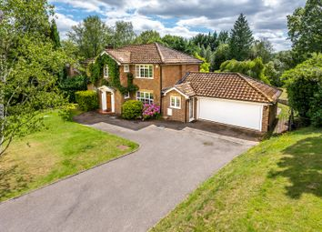 Thumbnail 4 bed detached house for sale in Stoatley Rise, Haslemere, Surrey