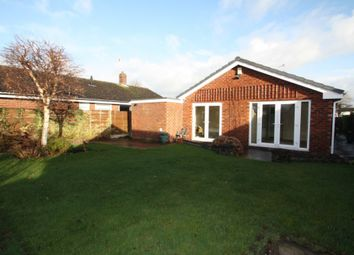 Thumbnail 3 bed detached bungalow to rent in 1 Hewitt Grove, Wincham, Northwich, Cheshire