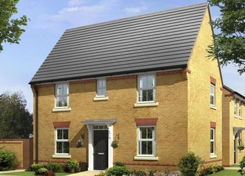 """Hadley"" at Stonnyland Drive, Lichfield WS13. 3 bed semi-detached house for sale"