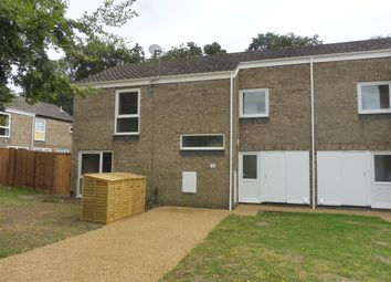 Thumbnail 3 bedroom end terrace house for sale in Radcliffe Road, Raf Lakenheath, Brandon