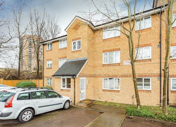 Thumbnail 1 bed flat for sale in Greenacre Gardens, London