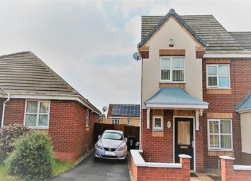 Thumbnail 3 bed property for sale in Marsham Close, Hamilton, Leicester