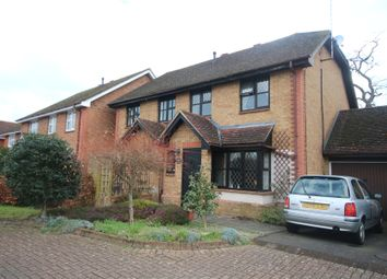 Thumbnail 2 bed semi-detached house for sale in Ottershaw, Chertsey, Surrey