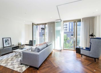 Thumbnail 1 bedroom flat for sale in Capital Building, Embassy Gardens, 8 New Union Square, Nine Elms, London