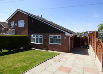 Thumbnail 2 bed bungalow for sale in Shearwater Road, Stockport