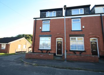 Thumbnail 4 bed terraced house to rent in Gowers Street, Rochdale