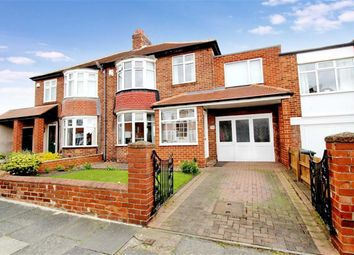 Thumbnail 4 bed semi-detached house for sale in Glendale Avenue, North Shields