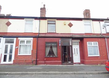 Thumbnail 2 bed terraced house for sale in Grafton Street, Warrington