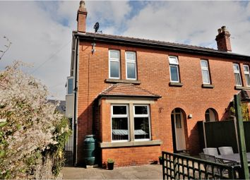 Thumbnail 4 bed semi-detached house for sale in Belle Vue Road, Cinderford