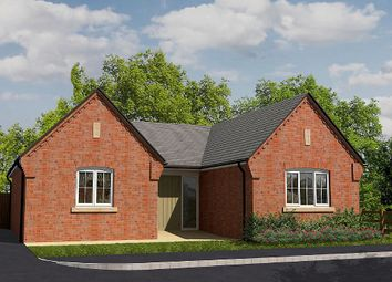 Thumbnail 3 bed detached bungalow for sale in Clyde, Johnson Hall Park, Eccleshall, Stafford, Staffordshire