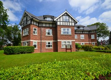 Thumbnail 2 bed flat for sale in Woodbury Park, Torkington Road, Hazel Grove, Stockport