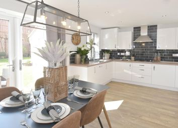 """Thumbnail 3 bed semi-detached house for sale in """"Kennett"""" at Newton Road, Burton-On-Trent"""